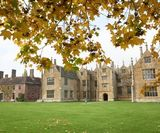Barrington Court - National Trust  12 miles from holiday cottage