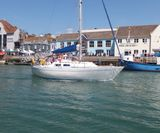 Weymouth Harbour -seaside town 35 miles from holiday cottage