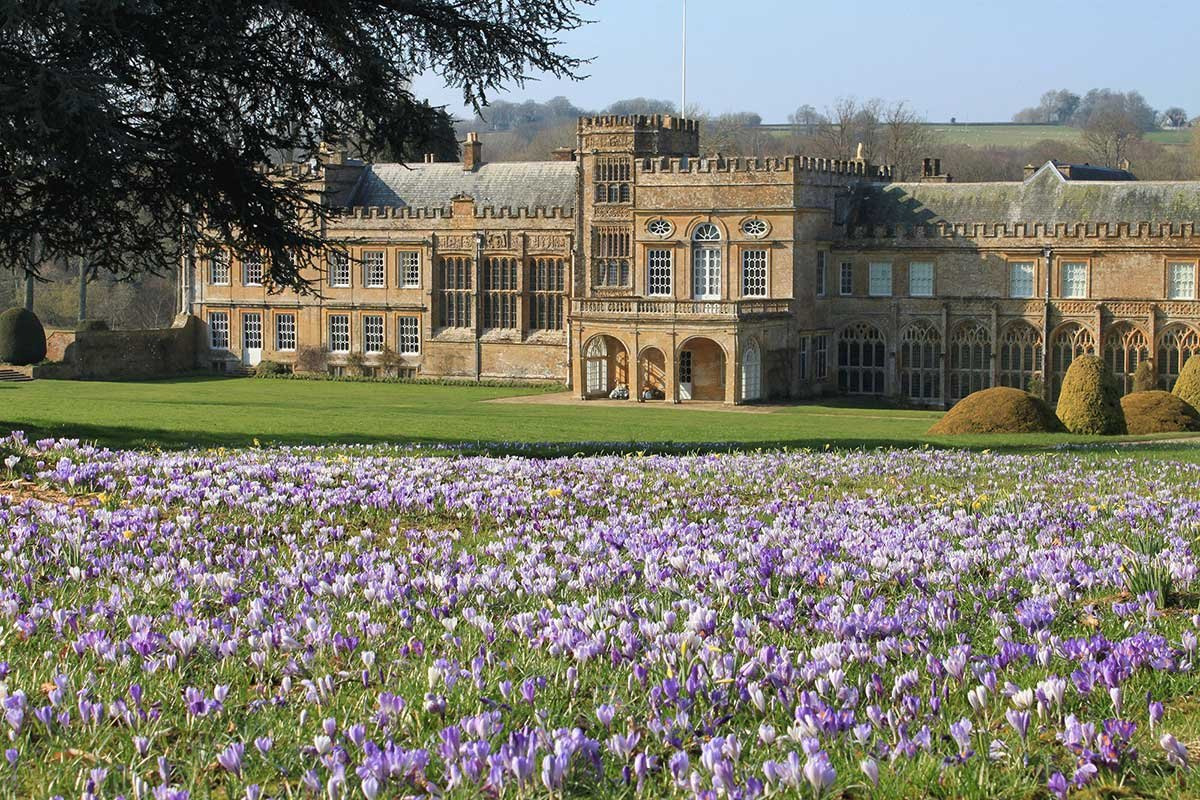 Forde Abbey to visit durinh your holiday