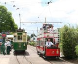 Seaton Tramway Narrow gauge electric tramway 11 miles from the holiday