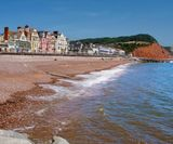 Sidmouth A beautiful coastal town 20 miles from holiday cottage